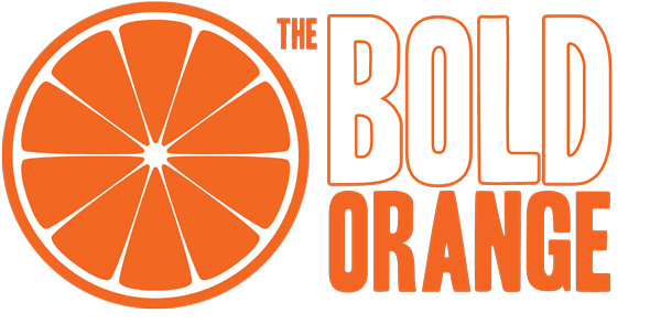The Bold Orange logo