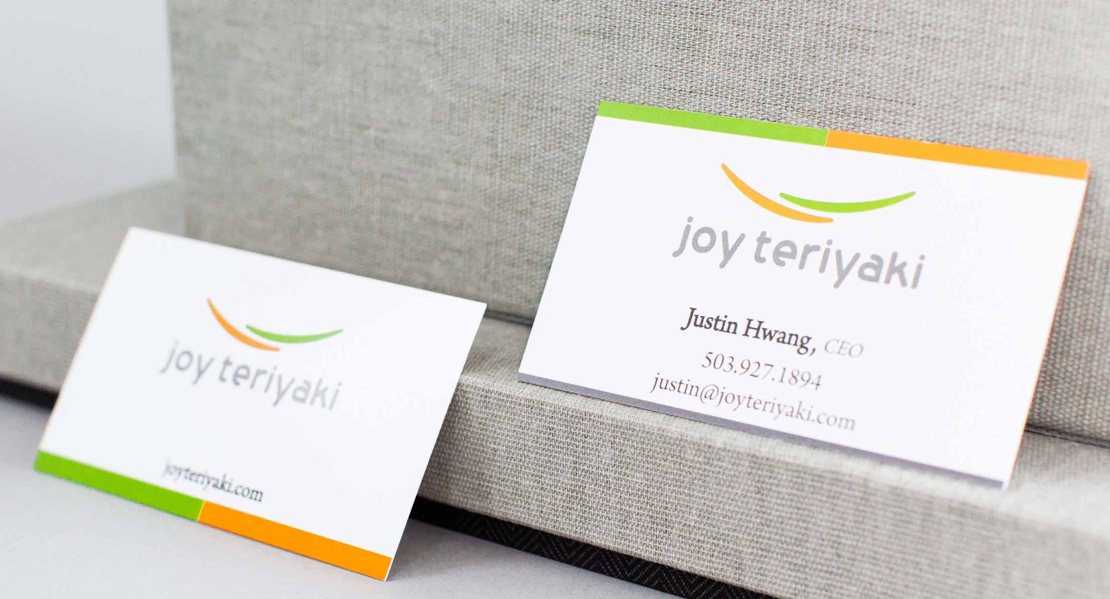 Business Card - Double Sided