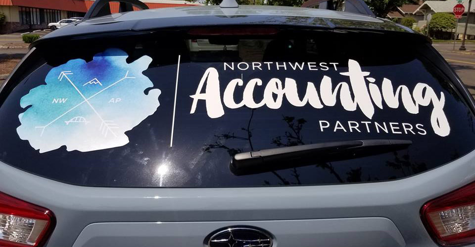 Car Vinyl Window Decals